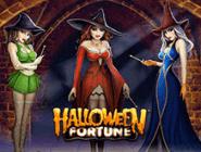 Игровой автомат на деньги Halloween Fortune