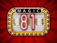 Игровой аппарат Magic 81 Lines