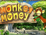 Игровой автомат на деньги Monkey Money