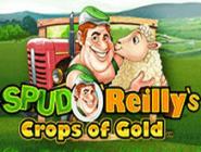 Играть бесплатно в автомат Spud O'Reilly's Crops Of Gold